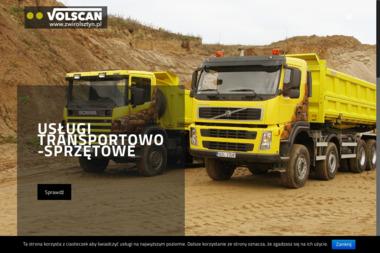 VOLSCAN Usługi Transportowo - Sprzętowe - Ziemia Ogrodowa Jonkowo