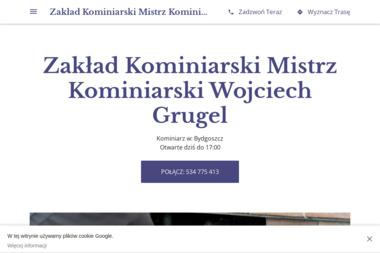 Zakład Kominiarski Wojciech Grugel - Kominiarz Bydgoszcz