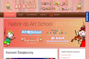 Niepubliczny ŻłobekArt School - Żłobek Olsztyn
