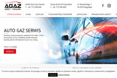 AGAZ - Przeglądy i diagnostyka pojazdów Długołęka
