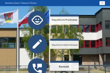 Akademia Dzieci Ciekawych Świata - Przedszkole Suwałki