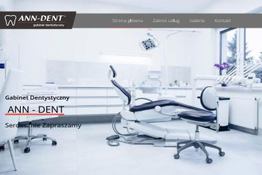 Gabinet dentystyczny ANN-DENT - Leczenie Kanałowe Łomża