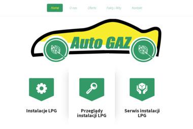 Auto na Gaz - Auto gaz Milicz