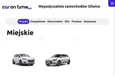 Car on Time - Wypożyczalnia samochodów Gliwice