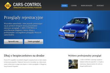 CARS-CONTROL - Przeglądy i diagnostyka pojazdów Wrocław