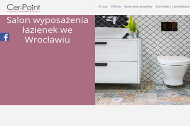 CER-POINT - Wyposażenie łazienki Wrocław