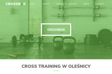 CrossBox - Trener personalny Oleśnica
