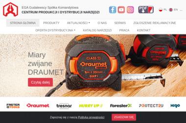 EGA - Naprawa Szlifierek Starogard Gdański