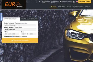 Euro Rent Car - Wypożyczalnia Aut Gdańsk