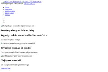 Hermes Cars - Wypożyczalnia samochodów Brzesko