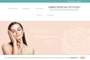 Gabinet Medycyny Estetycznej lek. Alicja Dmuchowska-Iliev - Medycyna estetyczna Włocławek