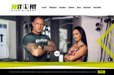JUST FIT Studio Formy - Trening Personalny Zielona Góra