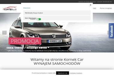 KornekCar - Wypożyczalnia samochodów Złotniki