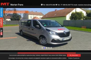 Marian-Trans - Wypożyczalnia samochodów Mechnica