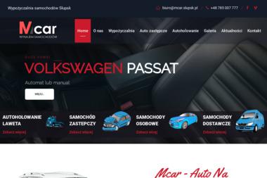 Mcar - Wypożyczalnia samochodów Słupsk