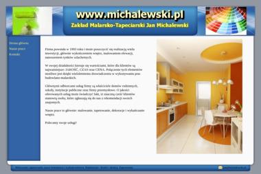 Zakład Malarsko-Tapeciarski Jan Michalewski - Zabudowa balkonu Kędzierzyn-Koźle