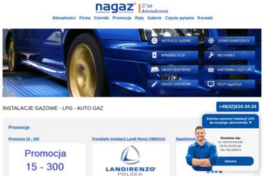 Nagaz Stefanowski - Warsztat LPG Łódź