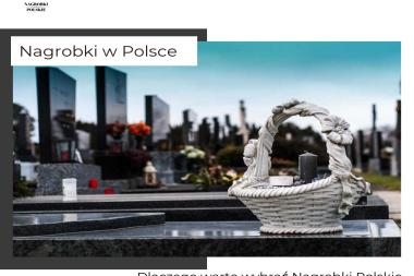 Nagrobki Polskie - Układanie Kamienia Gorzów Wielkopolski