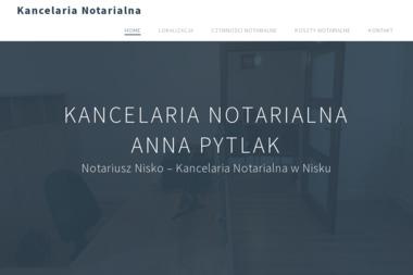 Kancelaria Notarialna Anna Pytlak - Notariusz Nisko