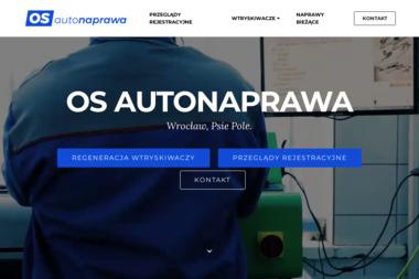 OS Autonaprawa - Przeglądy i diagnostyka pojazdów Wrocław