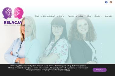 Ośrodek Psychoterapii i Rozwoju RELACJA - Terapia uzależnień Białystok