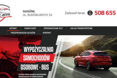 PK-Cars - Wypożyczalnia samochodów Głogów