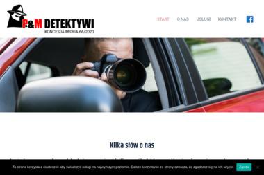 P&M DETEKTYWI - Alarmy Wisznia Mała