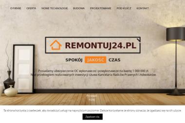 Remontuj24 - Remonty Balkonów Gdańsk
