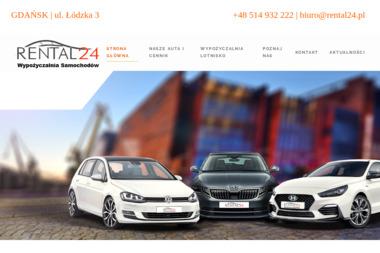Rental24 - Wypożyczalnia Samochodów Gdańsk