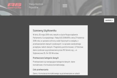 RS Serwis - Przeglądy i diagnostyka pojazdów Wrocław