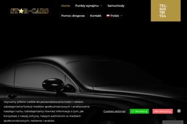 STAR-CARS - Wypożyczalnia samochodów Lubań