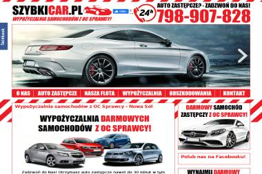 SZYBKICAR.PL - Wypożyczalnia samochodów Nowa Sól
