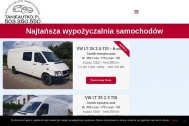 Tanie Autko - Wypożyczalnia samochodów Starogard Gdański