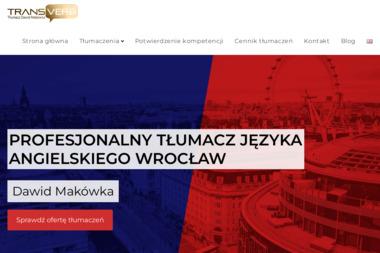 Tłumaczenia Transverb Wrocław - Copywriter Wrocław