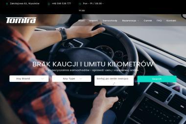 TomTra - Wypożyczalnia samochodów Wyszków