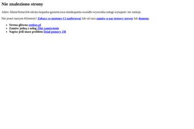 RE-PASJA SP. Z. OO - Wyburzenia Olecko