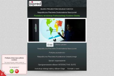 BIPRED Biuro Projektów Edukacyjnych - Ośrodek Szkolenia Zawodowego Dębica