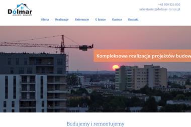Dolmar - Zabudowa balkonu Golub-Dobrzyń