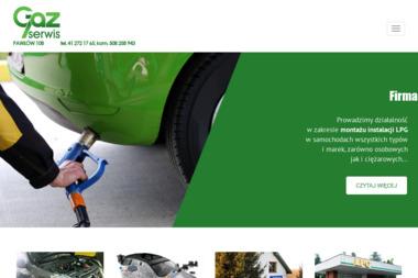 Gaz Serwis - Montaż Instalacji LPG Pawłów