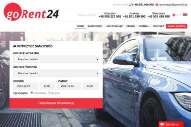 GoRent24 - Wynajem Aut Trzebownisko