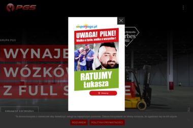 Grupa PGS Sp. z o.o. - Wózki Widłowe Lublin