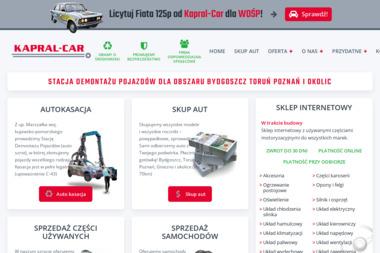 Kapral-Car - Auto złom Barcin