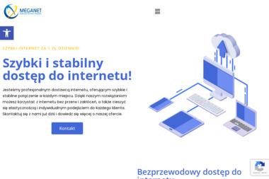 MEGA.NET - Internet Łężany