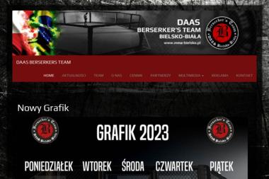DAAS BERSERKERS TEAM - Sporty walki, treningi Bielsko-Biała