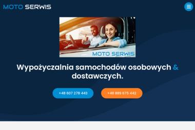 Moto Serwis - Wypożyczalnia samochodów Bochnia