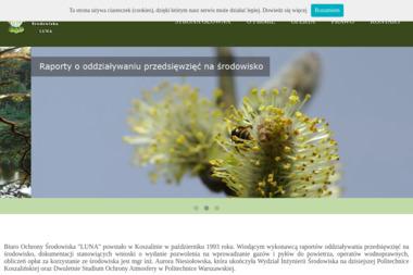 Biuro Ochrony Środowiska LUNA - Ochrona środowiska Koszalin