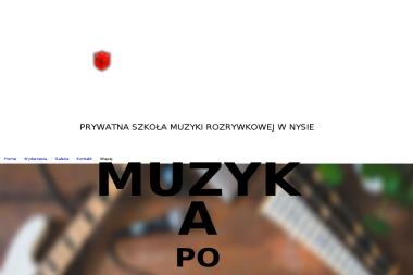 Prywatna Szkoła Muzyki Rozrywkowej - Nauka Gry na Bębnach Nysa