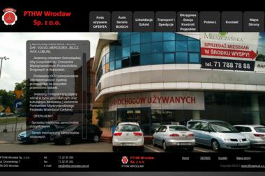 PTHW Wrocław - Przeglądy i diagnostyka pojazdów Wrocław
