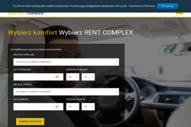 Rent Complex - Wypożyczalnia samochodów Zabrze