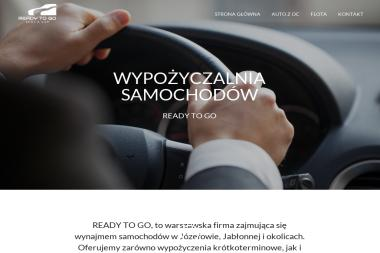 READY TO GO - Wypożyczalnia samochodów Józefów